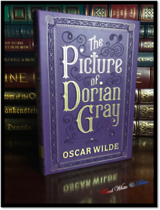 The-Picture-of-Dorian-Gray-by-Oscar-Wilde-Brand-New-Leather-Bound-Collectible