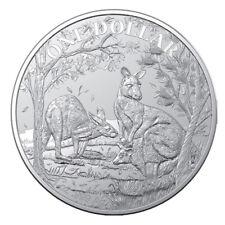 1 oz Silber Känguru 2019 Seasons Change - 1 Dollar Australien Frunc gekapselt