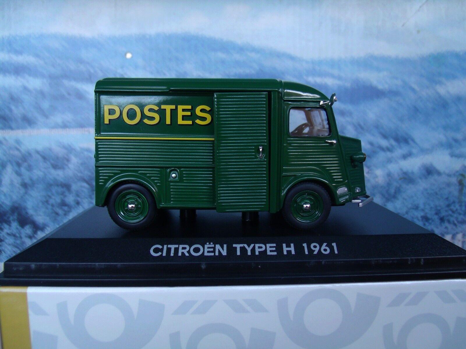 1 43  Norev  (France) Citroen type H 1961 Post