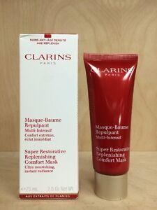 Clarins-Super-Restorative-Replenishing-Comfort-Mask-2-5oz-75ml-NIB