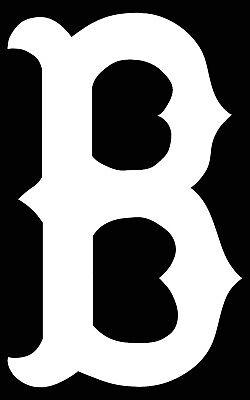 """BOSTON REDSOX  WINDOW DECAL STICKER 8/""""x8/"""" MANY STYLES!"""