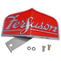 Massey Ferguson Front Red Emblem To35 Sharp Massey Ferguson 064