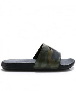 eaa2d9fa375 Image is loading True-religion-Camo-Sliders-Men-039-s-designer-