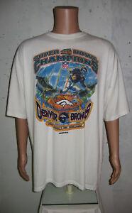 Image is loading Vintage-1999-Denver-Broncos-Super-Bowl-XXXIII-Champions- 46091385d