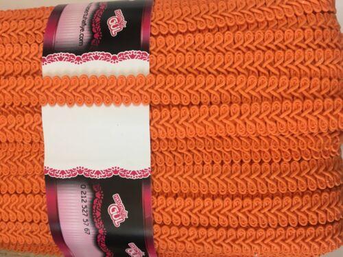 FREE POSTAGE 36 Colours14mm SCROLLBRAID Costume Upholstery Furnishing Gimp Trim