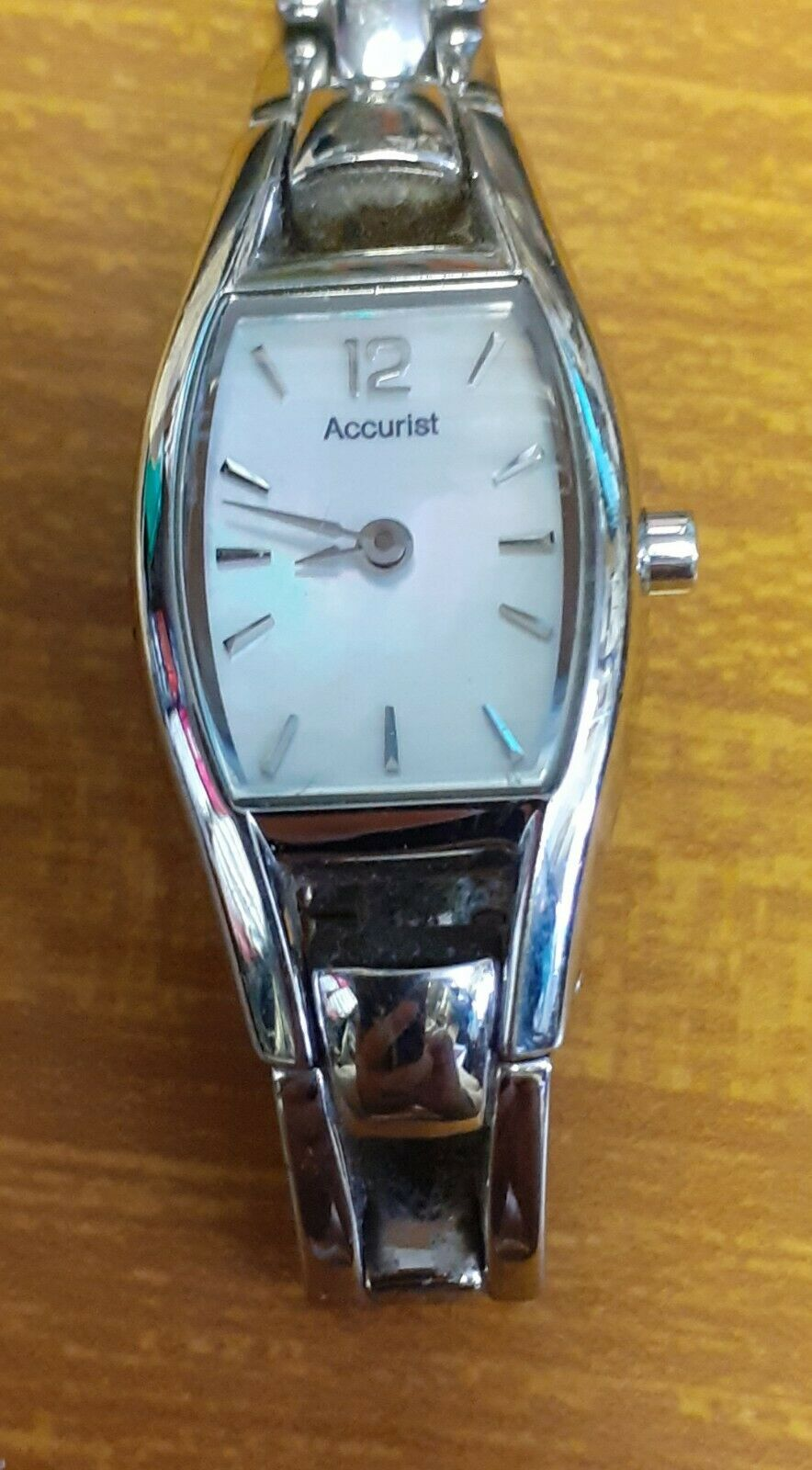 Old Accurist Made in Japan Ladies Wrist Watch For Spares or Repairs