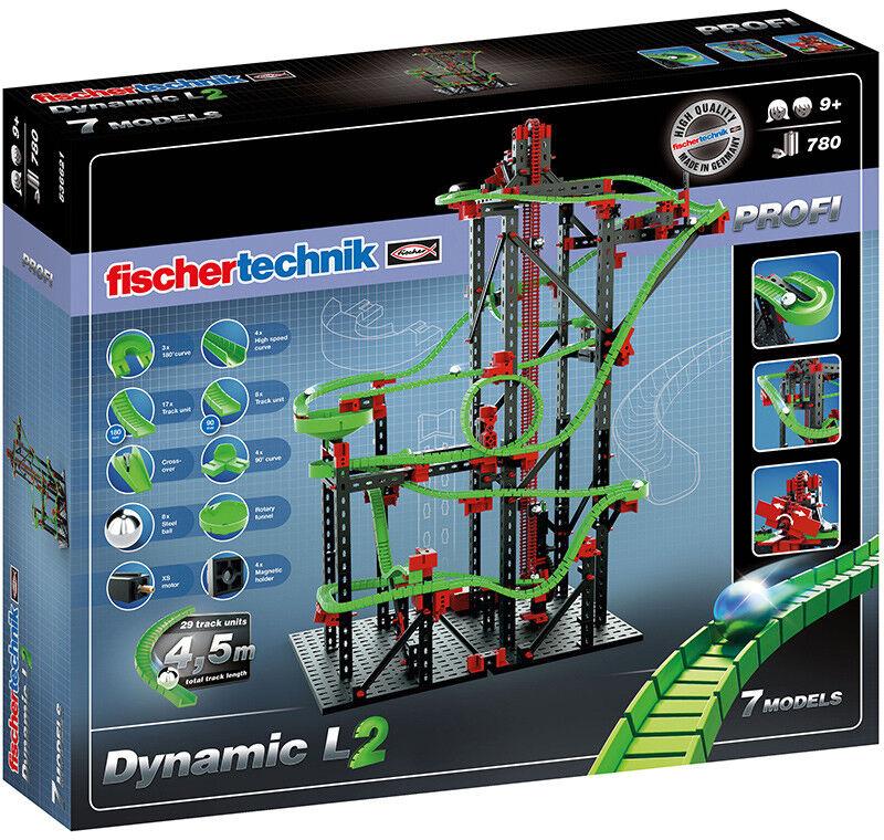 Fischer Fischer Fischer Technik Fischertechnik Profi Dynamic L2 Kugelbahn f6e803
