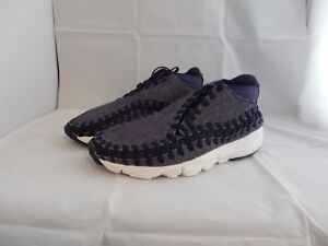 get cheap b3cd2 62669 Image is loading NIKE-AIR-FOOTSCAPE-BLUE-WOVEN-NM-MEN-039-