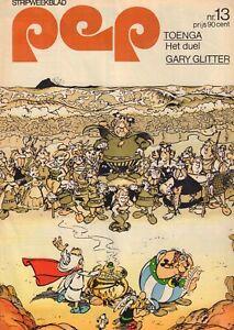PEP-1973-nr-13-GARY-GLITTER-ASTERIX-COVER-JOS-HERMENS-POSTER