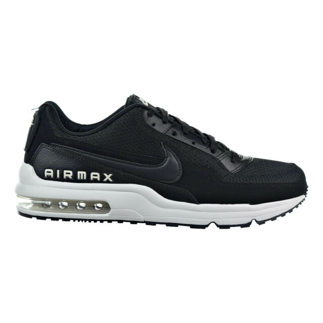 Nike Air Max LTD 3 Prem Men's Shoes Black Black Pale Grey 695484 005