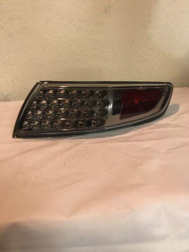 """2003-2008 INFINITI FX35 /& FX45 SPORT RIGHT//PASSENGER SIDE OEM TAIL LIGHT """"BLACK"""""""
