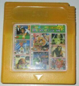 Rare-Nintendo-Gameboy-Color-28-in-1-Free-Shipping-Game-Boy