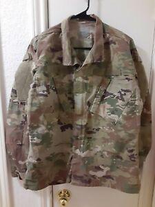 8415-01-598-9987 US Army OCP Top Coat Medium Regular FRACU Flame Resistant NSN