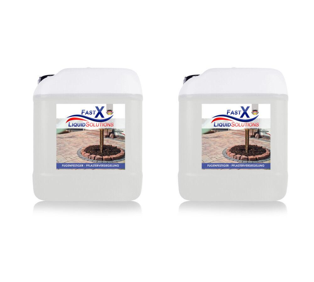 Fugen- und Pflaster Steinboden Versiegelung Imprägnierung 2x 5L