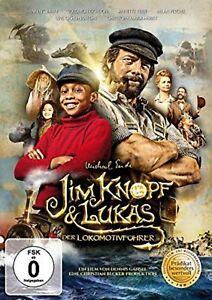 Jim Knopf & Lukas der Lokomotivführer DVD NEU OVP Vorbestellung