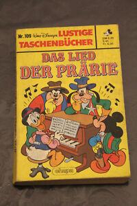 Walt-Disneys-Lustiges-Taschenbuch-Nr-109-Das-Lied-der-Praerie