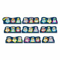 Carson-dellosa Animal Theme Bulletin Board Set - Cdp110156