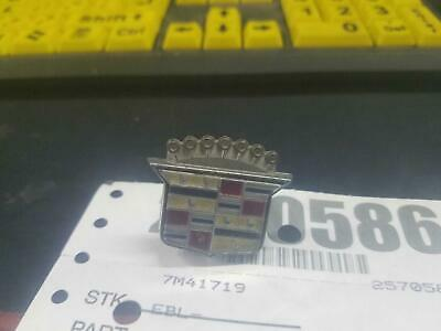 El Dorado Credit Card >> Emblem S Cadillac Eldorado 78 Ebay