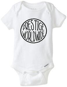 Prestige-Worldwide-Baby-Infant-Romper-Gerber-Onesie-Funny-Boats-amp-Hoes-LOL