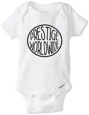 Infant Romper Gerber Onesie Prestige Worldwide Baby Funny Boats /& Hoes LOL