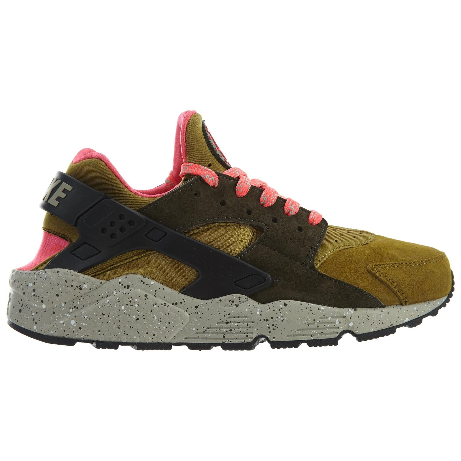 Nike Air Huarache Running Run Premium Uomo 704830-302 Desert Moss Running Huarache Shoes Sz 11.5 1af95e