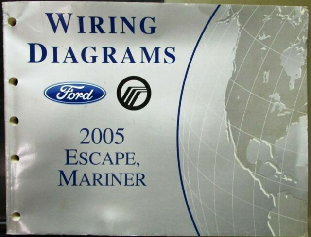 2005 Mercury Montego Electrical Wiring Diagram Manual