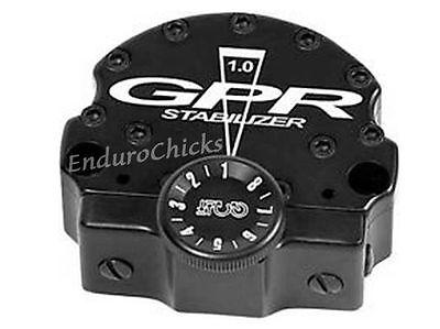GPR V1 Dirt Pro Kit Stabilizer- Suzuki DRZ400 (2000-2007), #7003-0001 - BLK