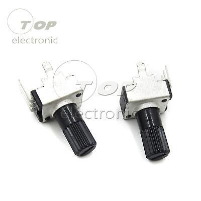 20PCS RV09 Type Vertical Adjustable Potentiometer 10K Variable Resistor