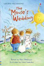 Good, The Mouse's Wedding (Usborne First Reading: Level 3), Mackinnon, Mairi, Bo
