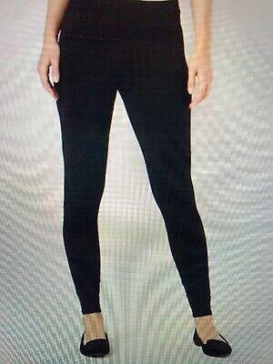 Size M NWT LC Lauren Conrad Mid-Rise Leggings In Black
