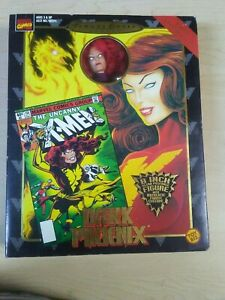 Toy-Biz-1998-Famous-Covers-DARK-PHOENIX-8-034-poseable-action-figure-cs