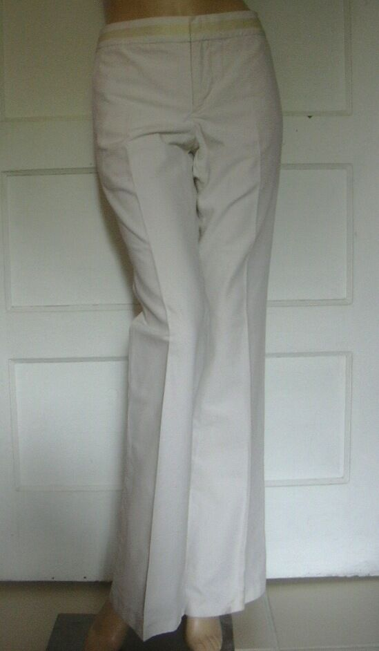 MARC  JACOBS COTTON  PANTS Sz US 6