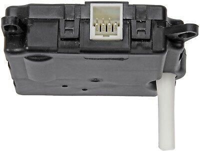 New HVAC Heater Blend Door Actuator fits 05-07 Ford F-350 Super Duty 6.0L-V8
