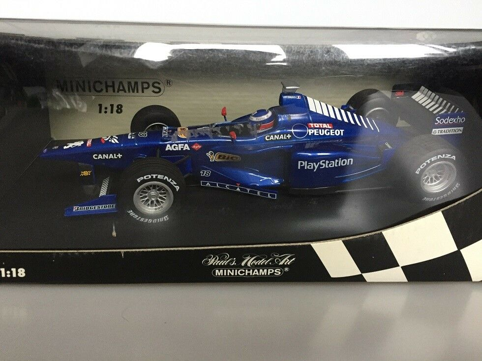 1 18 Minichamps Team Prost ShowCoche