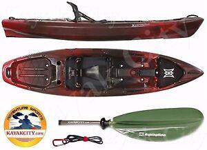 Perception Pescador Pro 100 Fishing Kayak W Free