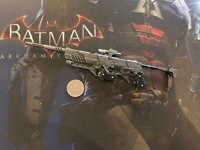 Hot Toys Batman Arkham Knight fucile da cecchino VGM28 Loose SCALA 1//6th