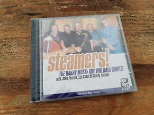 CD JAZZ Danny Moss/R. Williams Quintet-Steamers! (13) canzone Nagel Heyer JC OVP