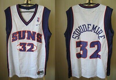 huge discount 948db 7a1cd RARE Phoenix Suns #32 Amare Stoudemire Size L Nike basketball jersey shirt  | eBay