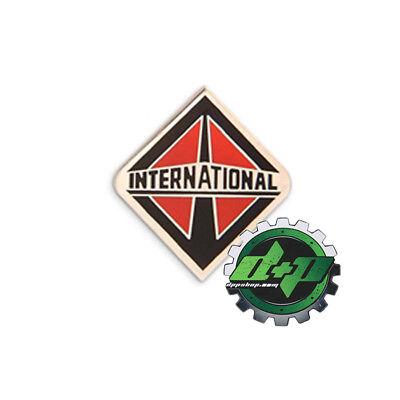 Cummins historic hat pin lapel emblem dodge decal plaque diesel badge truck cap