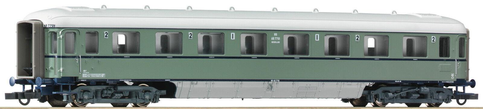 Roco 64996 - 1st 2nd class passenger car  Plan D , NS, HO