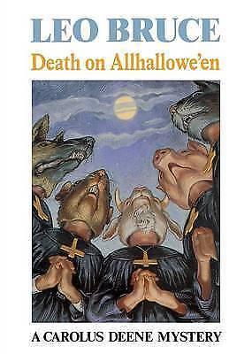 Death on All Hallowe'en by Leo Bruce (Paperback, 1970)