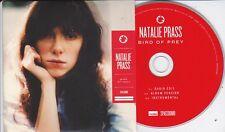 NATALIE PRASS BIRD OF PREY RARE 3 TRACK PROMO CD