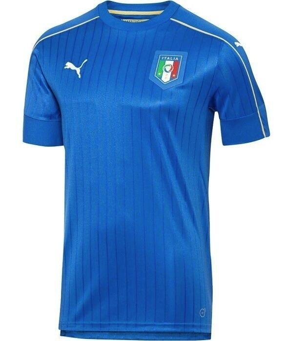 ITALY 201516 HOME XL,L,M or TRAINING L PUMA SOCCER FOOTBALL SHIRT JERSEY