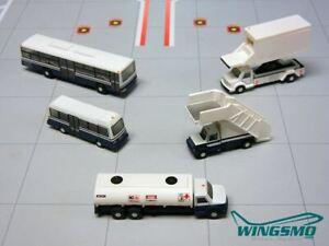 GeminiJets Airport Service Vehicles 1:200 G2APS450