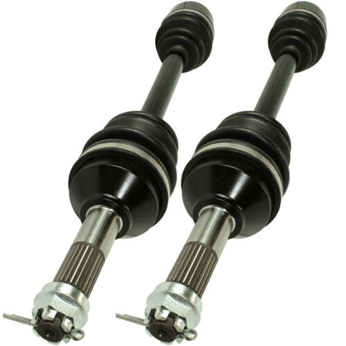 FOR KAWASAKI BRUTE FORCE 750 KVF750 4X4i EPS 05-19 REAR LH and RH CV JOINT AXLE