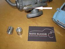Reparaturhülse Choke Starter Bing Vergaser BMW Isetta Goggo Messerschmitt