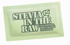 """1000 Loose Packets of """"Stevia in the Raw"""" 0 Cal. Sweetener - Not in Original Box"""