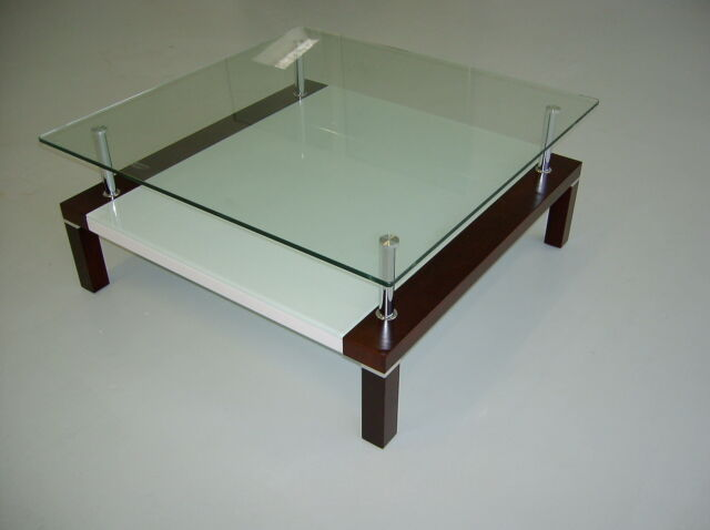 Glass  Coffee Table New Design
