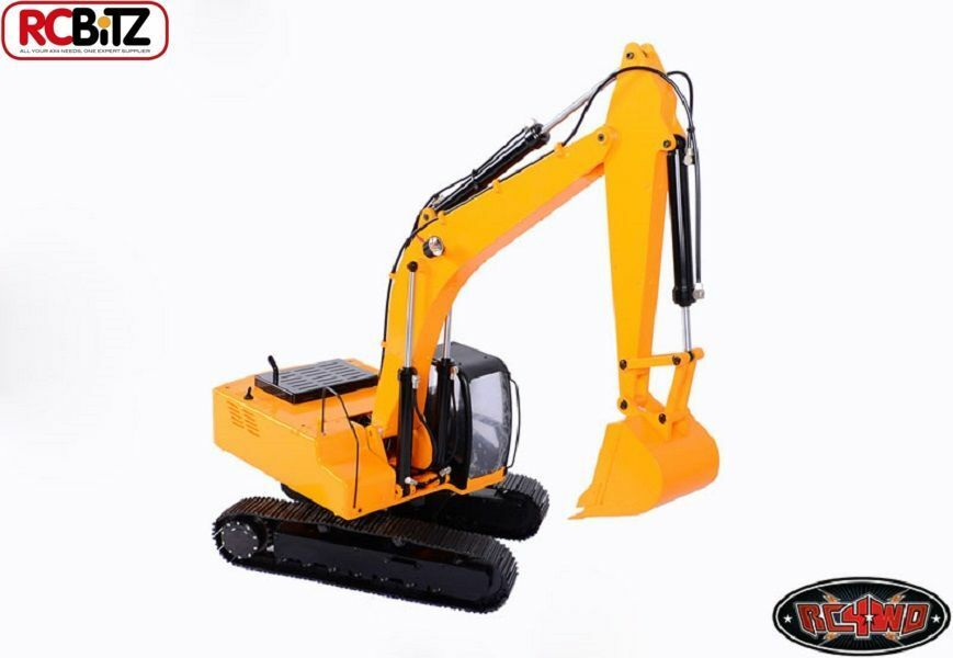 1/12 scale Earth Earth Earth Digger 4200XL Excavateur hydraulique RTR Ver 2.0 VV-JD00002 bffbf2