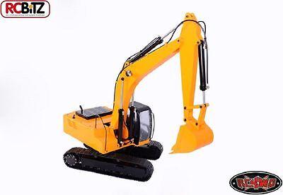1/12 Scala Terra Escavatore 4200xl Escavatore Idraulico Rtr Ver 2.0 Vv-jd00002